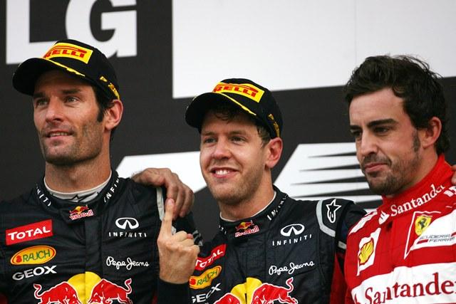 Ferrari rules out move for Vettel