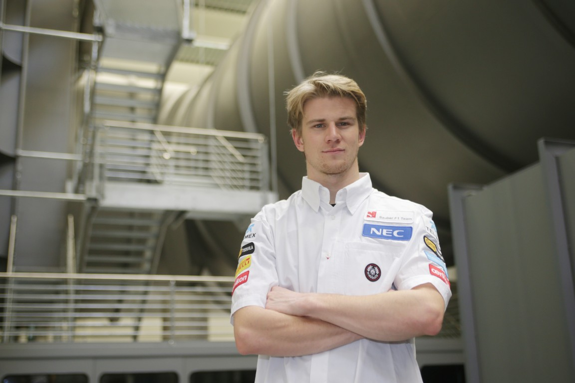 Hulkenberg ready for new challenge with Sauber