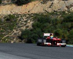 Massa goes fastest on Day Three in Jerez