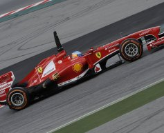 Alonso pleased after first F138 run