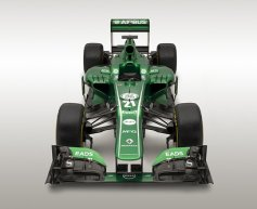 Caterham realistic as 2014 remains primary target
