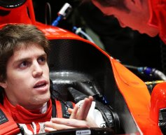 Razia left out of Marussia's Barcelona test