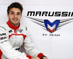Bianchi replaces Razia at Marussia for 2013