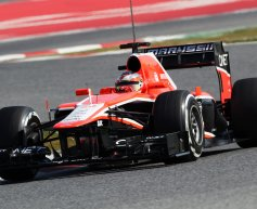 Marussia nearing deal with Ecclestone