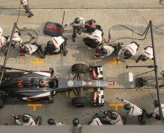 Sauber situation 'unacceptable' says Hulkenberg