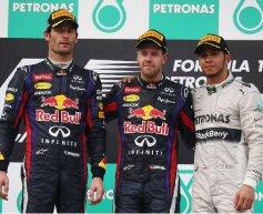Vettel apologises to Webber after ignoring team orders