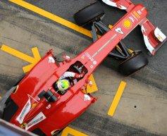 Australia podium sufficient as Ferrari target long game