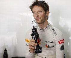 Lotus leaves Grosjean a step behind Raikkonen