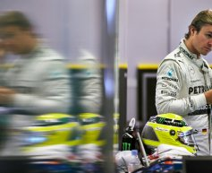 Rosberg fastest for Mercedes as testing concludes in Spain