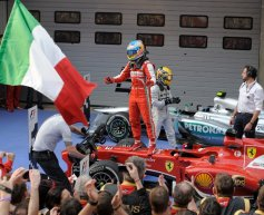 Special feeling for Alonso after ending win drought