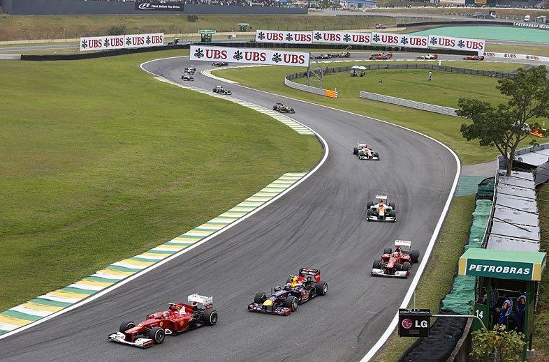 GP Brasil Assetto F1 Spain F1-Brazil