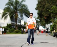 Di Resta aiming to stay ahead of McLaren