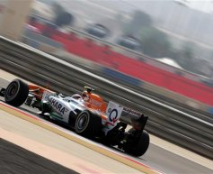 Daly gets Force India test outing