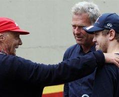 Surer thinks Lauda chasing Vettel for Mercedes