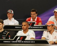Monaco: Wednesday press conference
