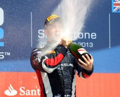 GP2/3: Brits rule on afternoon of chaos