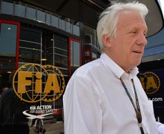 British Grand Prix was almost suspended - Whiting