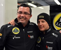 Boullier confident Raikkonen will stay at Lotus