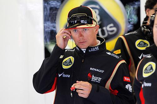 Kimi-Raikkonen-Lotus
