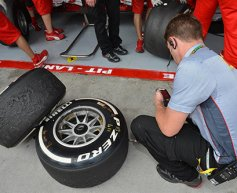Drivers to trial 2014 tyres in Brazil practice