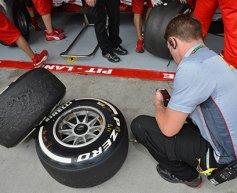 Pirelli announces latest tyre choices