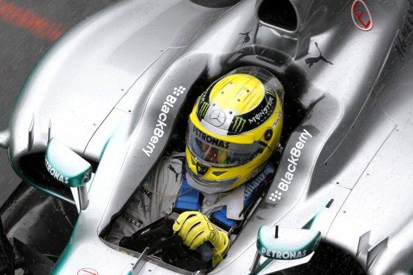 Rosberg Silverstone