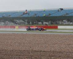 British Grand Prix: Trackside at Silverstone