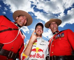 Vettel dominates but thoughts turn elsewhere