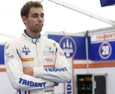 Berthon controls GP2 sprint race