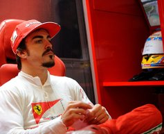 Alonso hoping for change of luck in Belgium