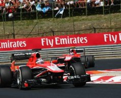 Tough race for struggling Marussia