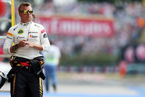 Kimi-Raikkonen-Hungarian-GP-2013