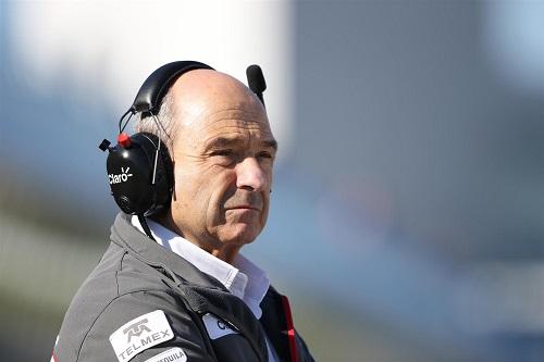 Peter Sauber rescued his team again