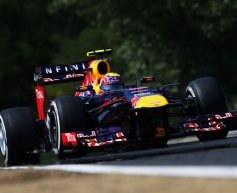 Webber embarrassed by Red Bull problems