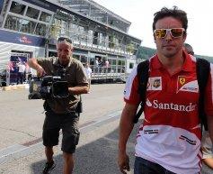 Alonso: I'd give myself a 10, motivation 10, determination 10