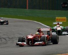 Massa: Problems cost us top five position