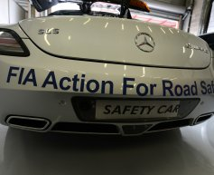 Q&A with safety car driver Bernd Maylander