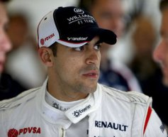 Maldonado 'very happy' to leave Williams