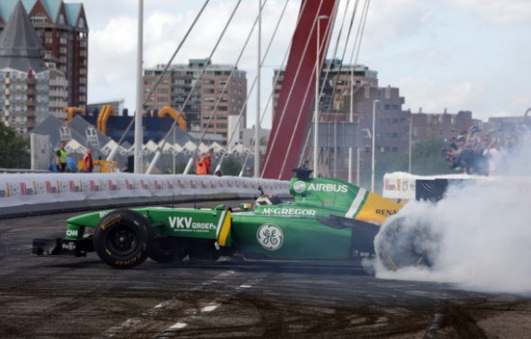 City Racing Rotterdam