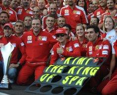 Ferrari confirm Kimi Raikkonen to return in 2014
