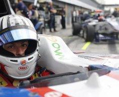 GP3 racer Fontana to test for Lotus