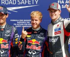 Hulkenberg elated with third place in qualifying