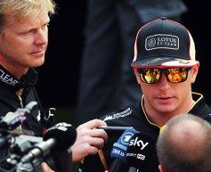 Lotus owner Lopez slams Raikkonen after salary comments
