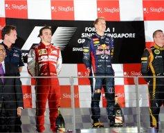 Domenicali urges Ferrari to keep pushing
