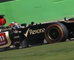 Raikkonen concedes Lotus lack pace