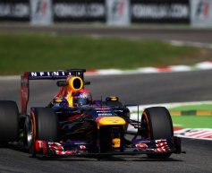 Vettel secures comfortable pole as Hulkenberg stuns
