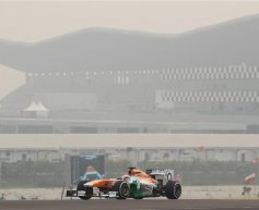 Force India encouraged ahead of 'home race'