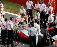 Pirelli and McLaren to test near Rome