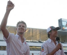 Hulkenberg's manager denies 2014 deal done