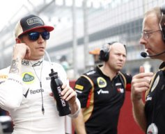 Lotus apologises over Raikkonen radio message